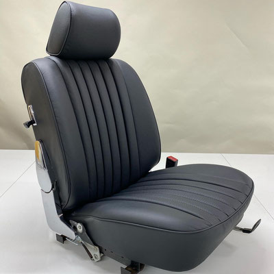 Mercedes Benz SL (R107) - Beifahrersitz in originalgetreuer Optik