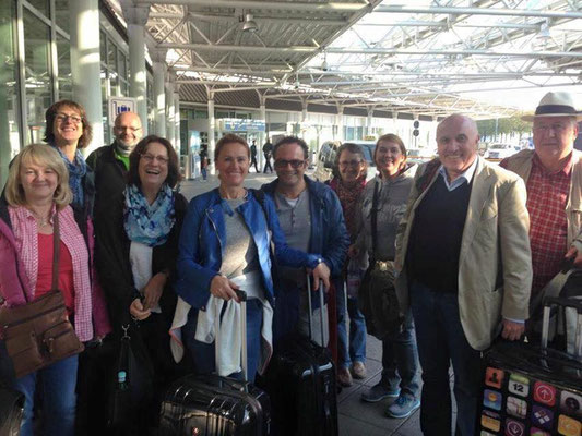 Der Kiwanis-Club auf Rumänienreise 2015