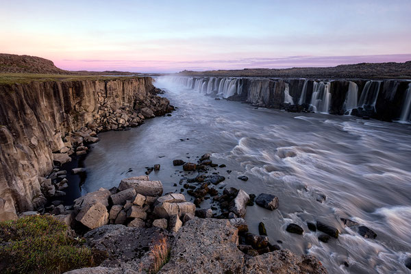 Selfoss is a must see when roadtripping around Iceland