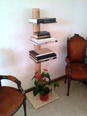 Bambooks - perfecta para ambientar y sostener tus libros de lectura y exhibición