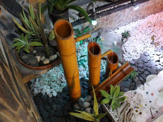 Fuente de agua por Palakas