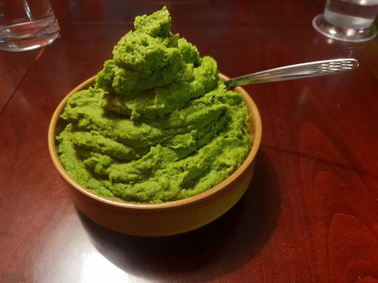 Minzbrei - schmeckt besser als es aussieht ;)