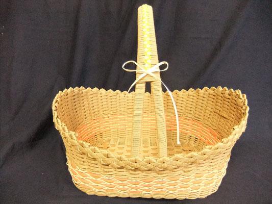 No.21    バスケット(大)     価格2000円    横30cm×高さ16cm×奥行き22㎝