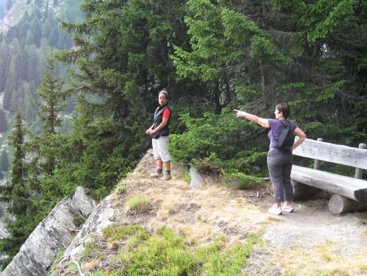Gletschermühlenweg Maloja