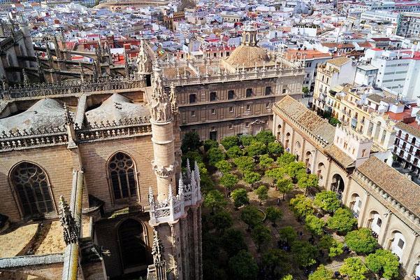 Kathedrale von Sevilla, Giralda