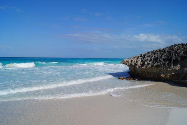 Strand bei unserer FeWo