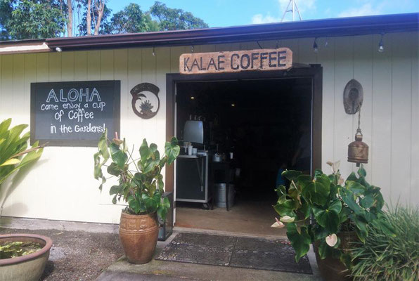 KALAE COFFEE, Big Island