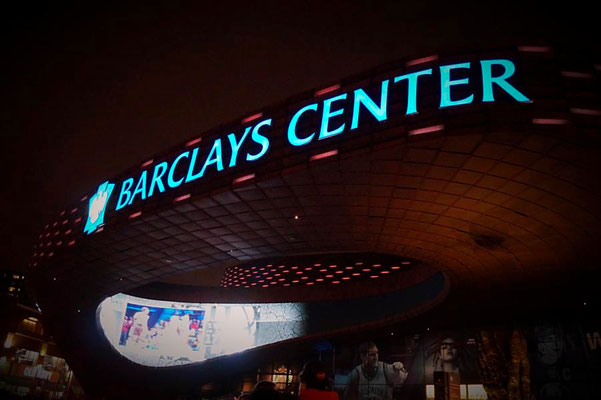 Barclays Center, NYC
