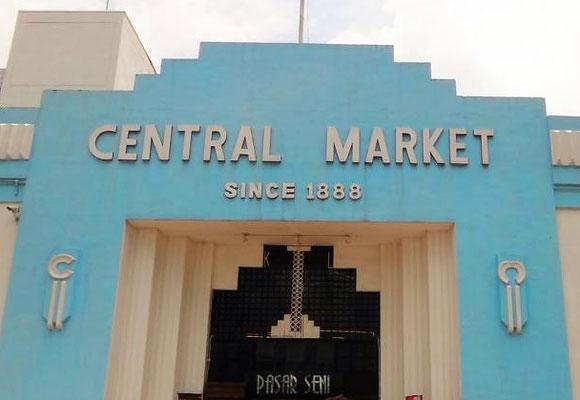 Market, Kuala Lumpur