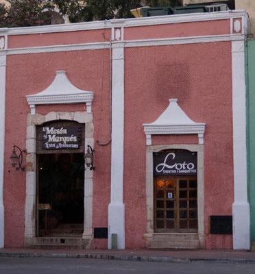 Meson de Marques, Valladolid
