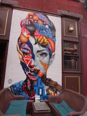 In den Straßen NYC