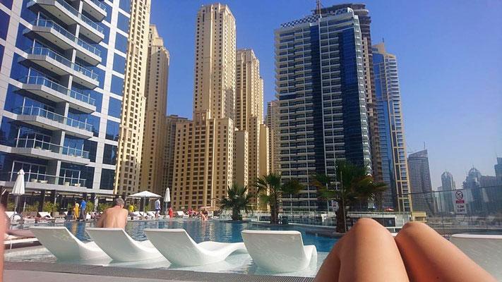 Dubai Intercontinal Marina