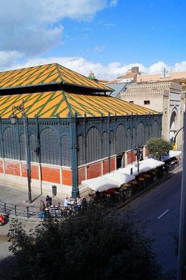 Mercado, Hotel Atarazanas