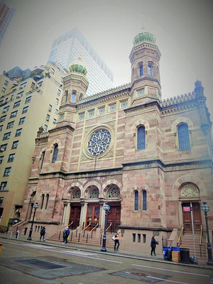 Synagoge in NYC