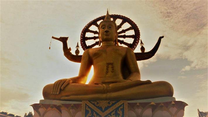 Big Buddha, Ko Samui