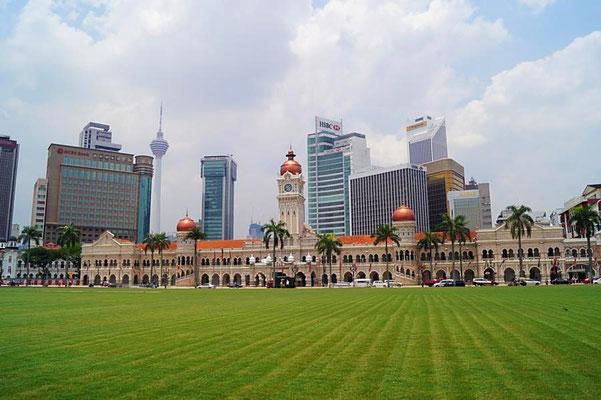 Sultan Abdul Gebäude, KLC