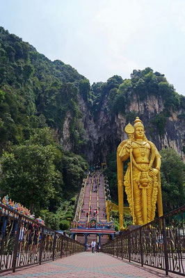 Murugan, Batu Caves