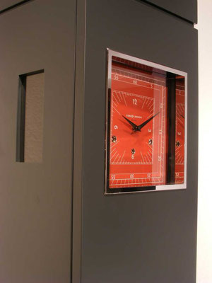 Zifferblatt CLASSIC, rot