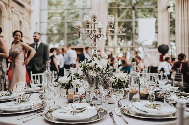 Hochzeitslocation ohne Catering