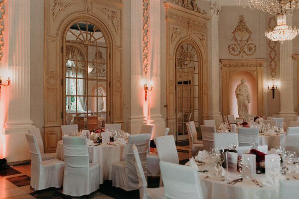 Hochzeitslocation in Bonn und Köln, La Redoute