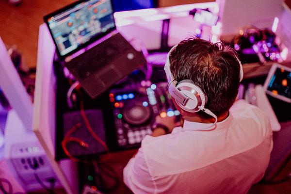 Tamada und DJ NRW