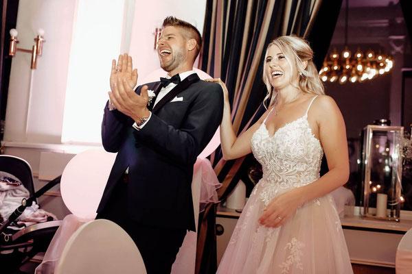 Russische Hochzeit Brautpaar