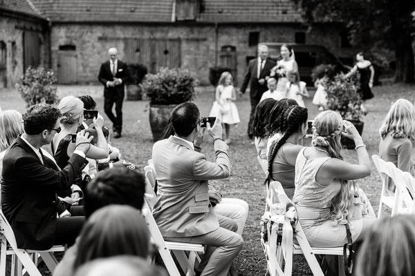 wie läuft eine Hochzeit ab