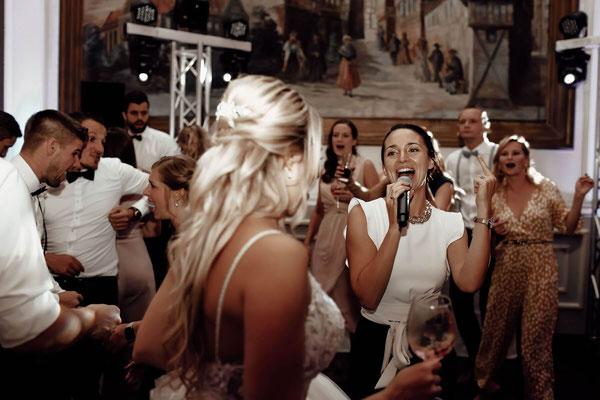 Hochzeitsmoderatorin