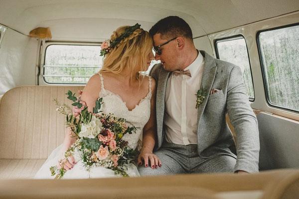 Brautstrauß Oktober Hochzeit