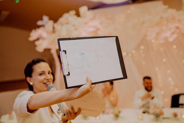 Hochzeitsmoderation russisch