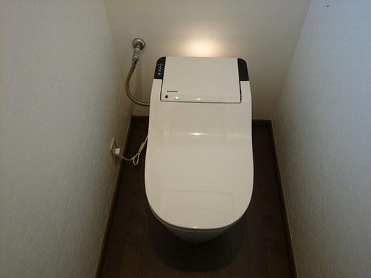 パナソニック トイレ 新型アラウーノ