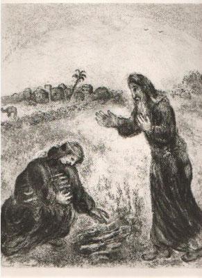 Elie et la Veuve de Sarepta