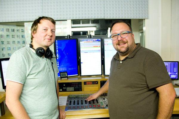 Uwe Kelm - Radiomoderator