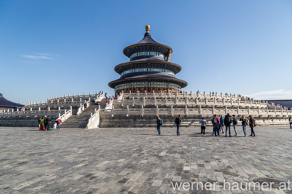 Peking Tempel des Himmels