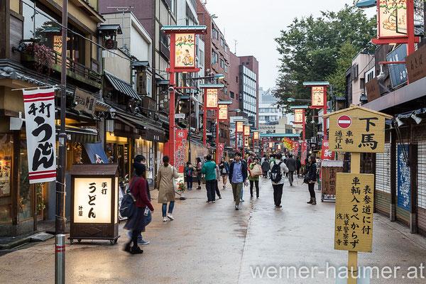 Tokyo Nakamise Street