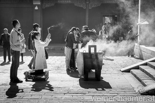 Peking Yonghe-Tempel