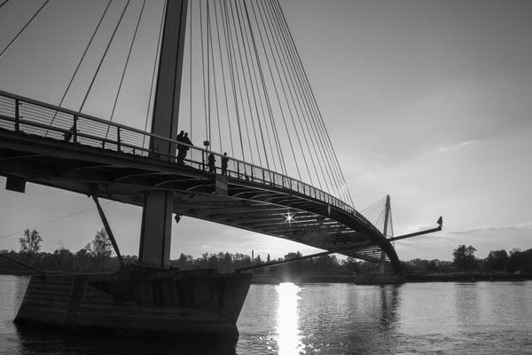 November 2016 - Rheinbrücke bei Kehl