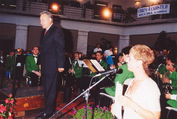 Il Maestro Giuliani in Rocca