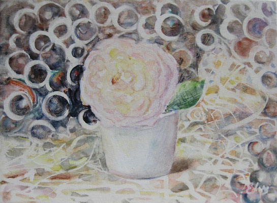 rose par Luca