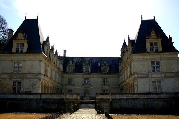 Château de Villandry, La Loire 121