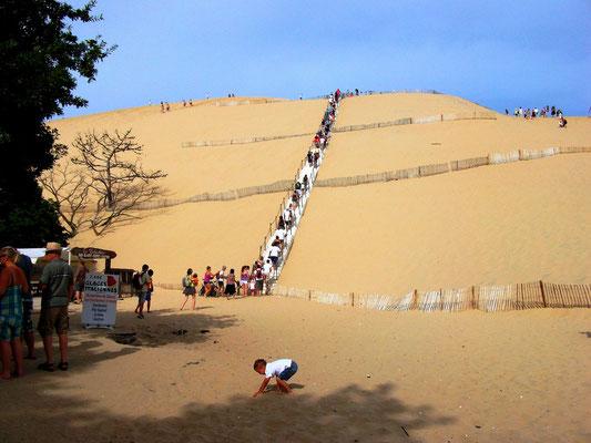 Dune de Pyla, Bordeaux 15