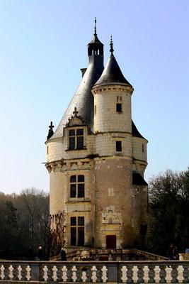 Château de Chenonceau, Le Cher 26
