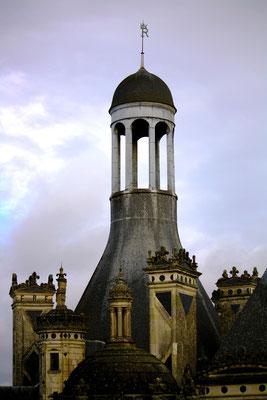 Château de Chambord, La Loire 51