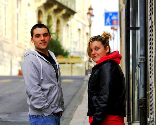 Gabrielle & Frédérick, Auch,France (HR)