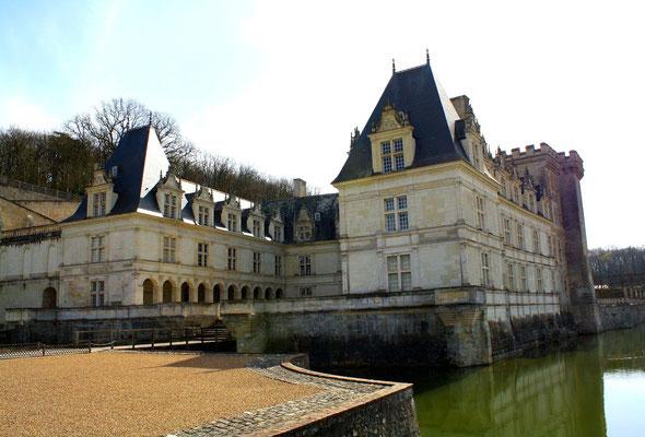 Château de Villandry, La Loire 120