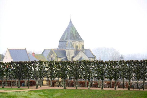 Château de Villandry, La Loire 43
