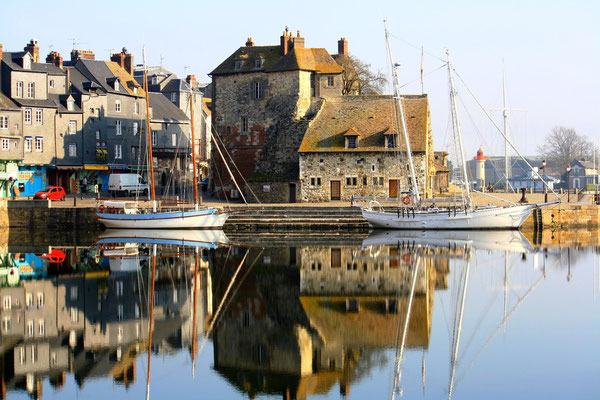 Honfleur, Bretagne 37