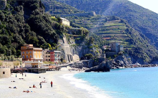 Monterosso, Cinque Terre, Italie 18
