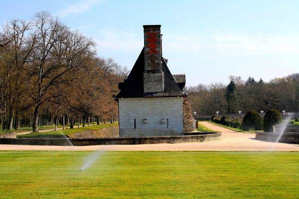 Château de Chenonceau, Le Cher 3