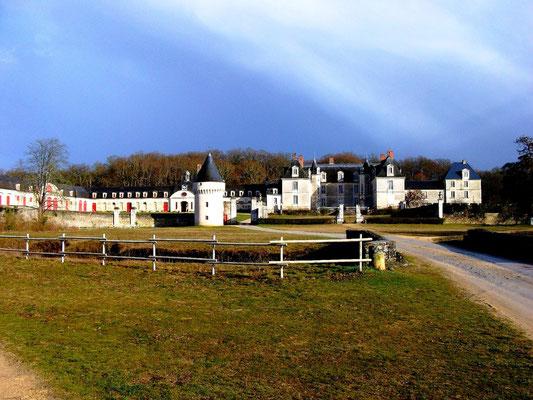 Château de Gizeux, Indre-et-Loire 133
